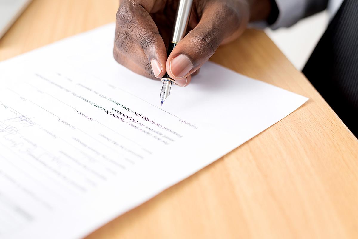 契約書を読み込む