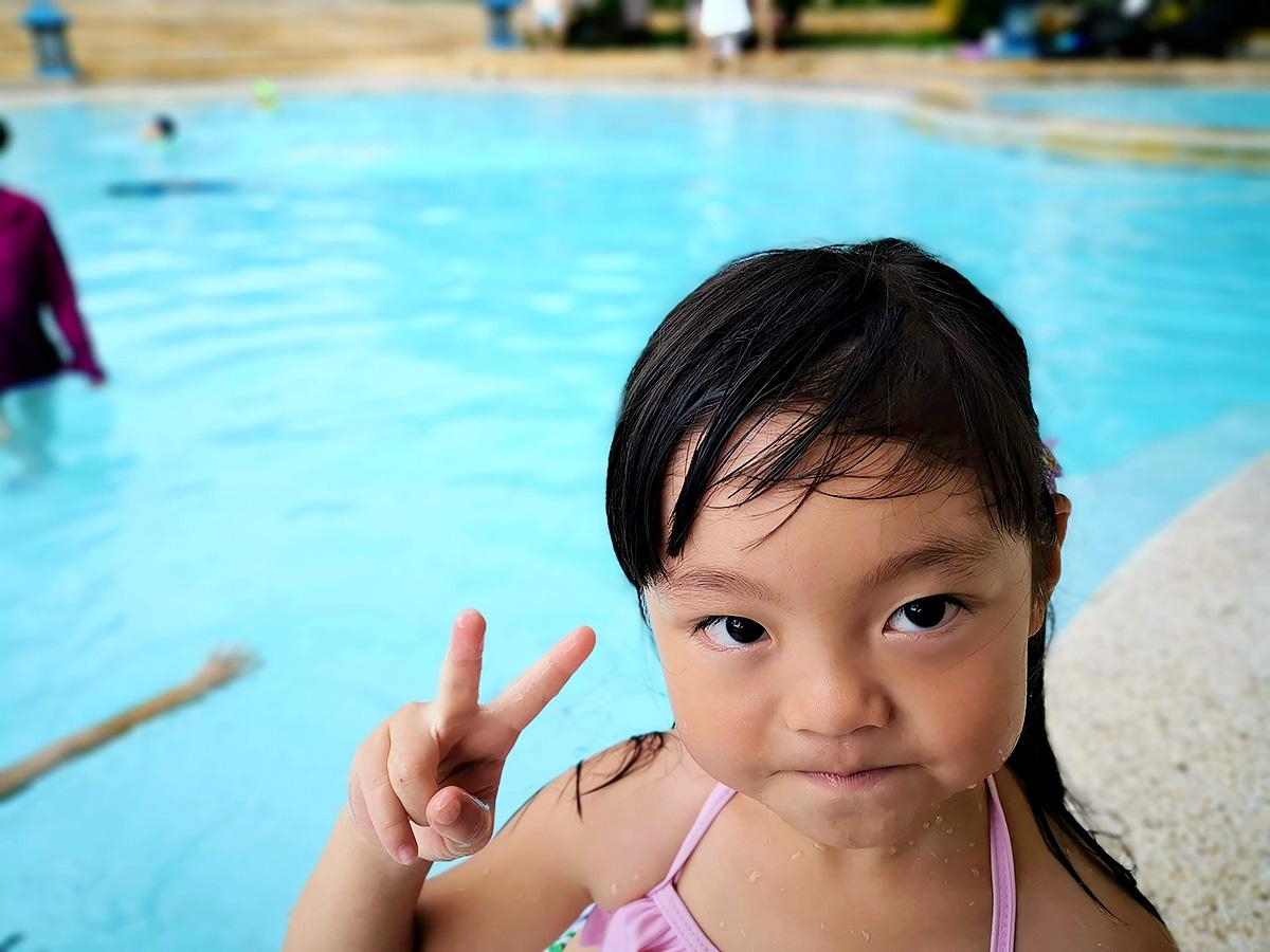 ウォーターフロントホテルのプールをデイリー利用してみた