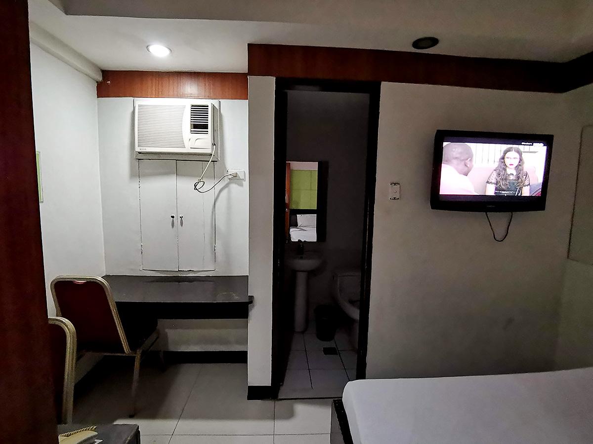 セブ島 ラブホテル マンゴー